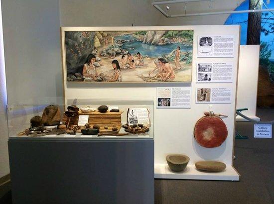 Ojai Valley Museum of History and Art: Permanent Installation, Wilson Memorial Gallery of Ojai History.
