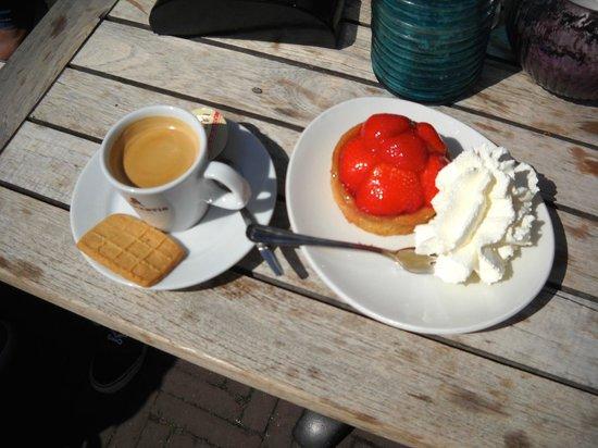 Wonder's eten & drinken: Coffee & pastry