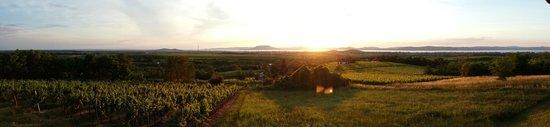 Majthenyi Preshaz: sunset