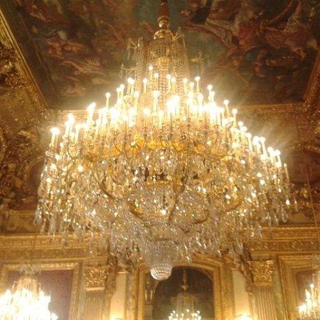 Musee du Louvre: No quarto de Napoleão