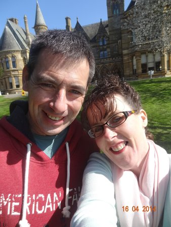 Ettington Park Hotel : Our walk around the grounds