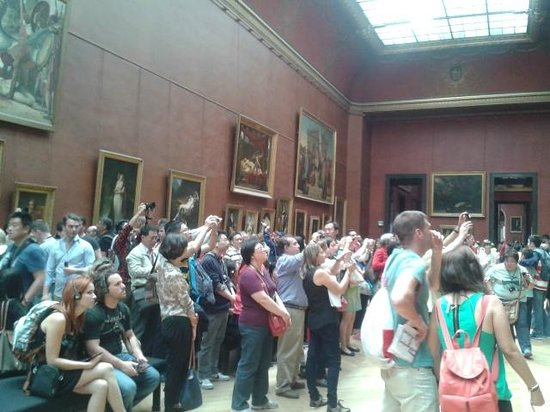 Musee du Louvre: Todas as atenções para Napoleão