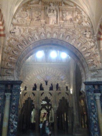 Mezquita-Catedral de Córdoba: puerta