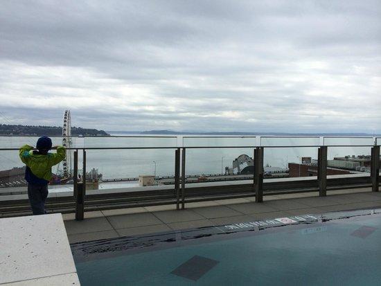 Four Seasons Hotel Seattle: Pool