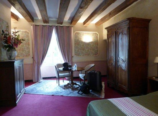 Manoir de Chaix : Room