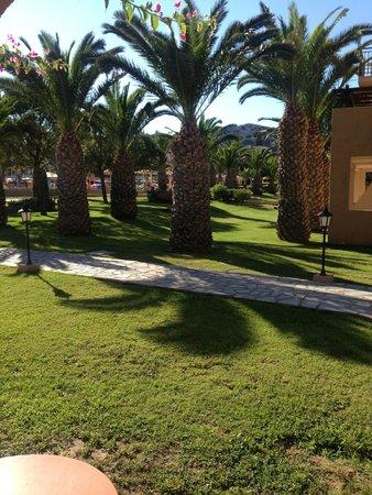 Atlantica Porto Bello Beach: view from our room