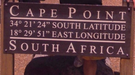 Cape of Good Hope: Favoloso