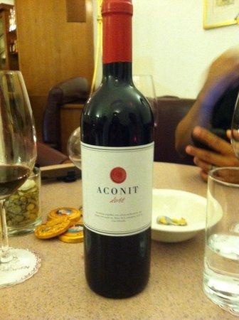 Austria Classic Hotel Wien: Wonderful Austrian Wine