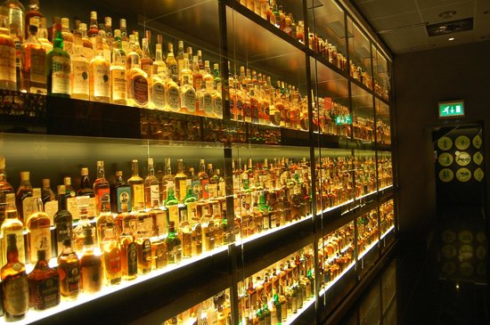 The Scotch Whisky Experience: Visita guiada com degustação