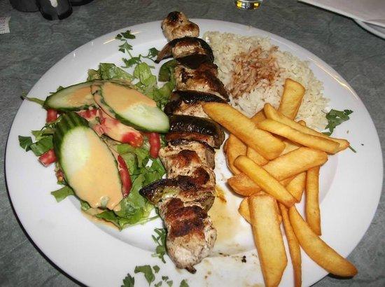 Coral Hotel: Food at Roda Park