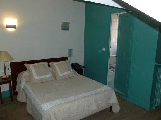 Hotel Terminus : chambre 16