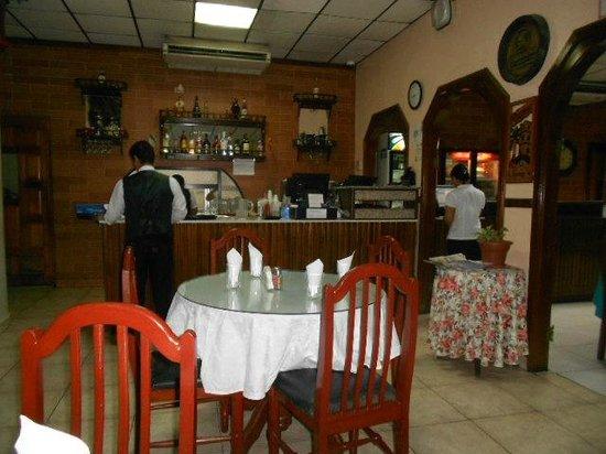 Hotel Alcala : NICE RESTAURANT