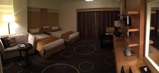 Grand Prince Hotel New Takanawa : Room in 12F