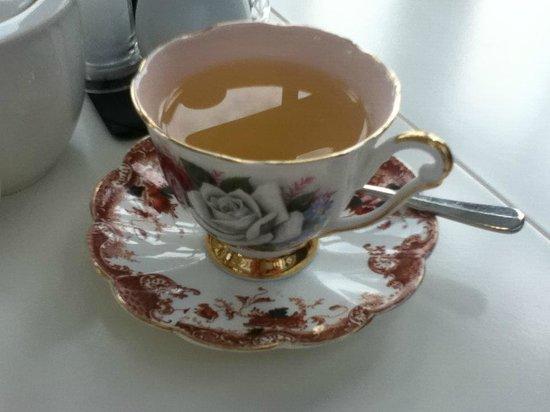 Broadoaks Country House: Green tea