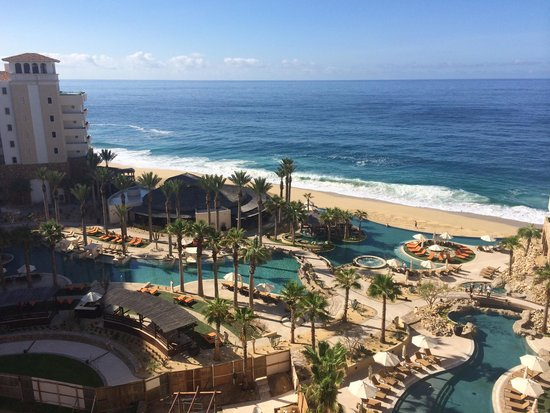 Grand Solmar Land's End Resort & Spa : Balcony view