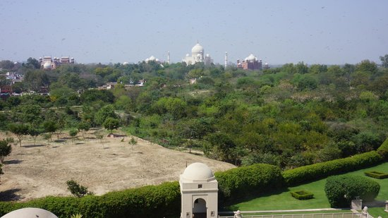 The Oberoi Amarvilas : View From Room