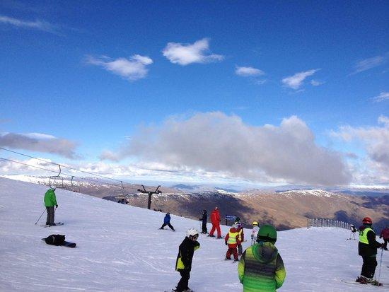 Cardrona Alpine  Resort: on top of the world