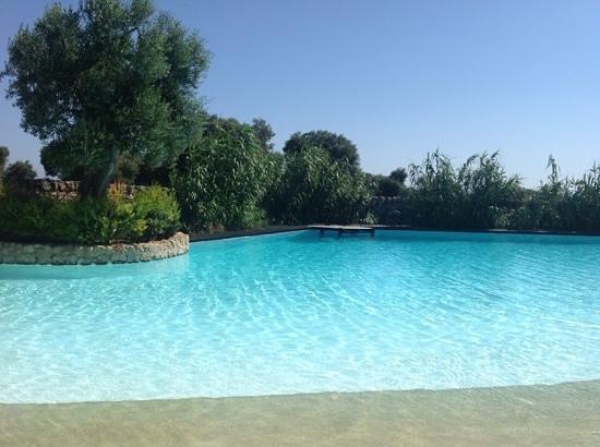 Masseria Torre Coccaro : swimming pool