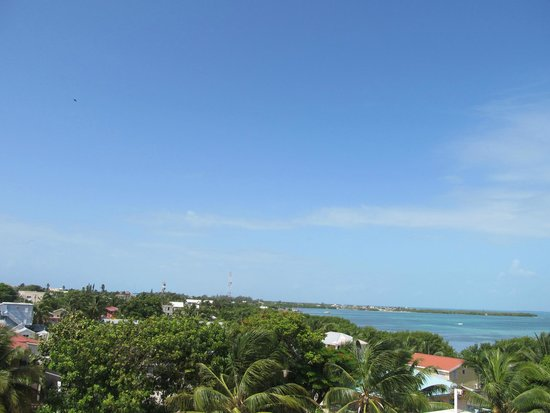 CayeReef : View from the roof