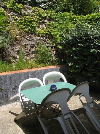 La Radassiere : Cotignac, La Radassière - terrace