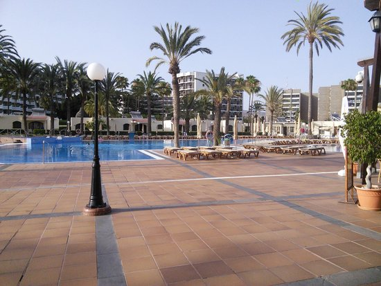 HD Parque Cristobal Gran Canaria: main pool