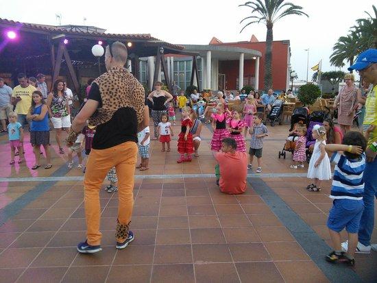 HD Parque Cristobal Gran Canaria : animation team