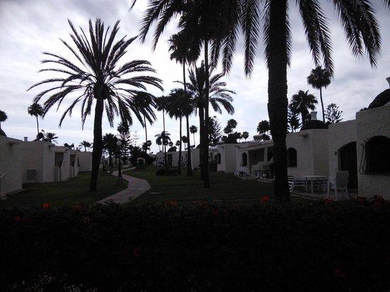HD Parque Cristobal Gran Canaria : bungalows