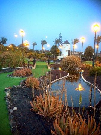 Barceló Fuerteventura Thalasso Spa: Mini Golf