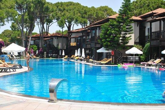 Papillon Ayscha Hotel: Villas