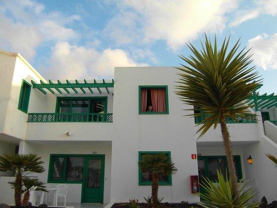 Blue Sea Los Fiscos: hotel view