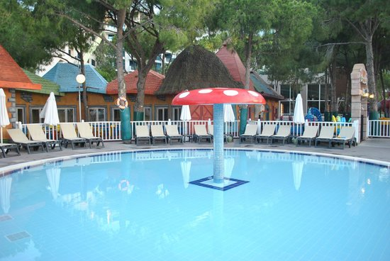 Papillon Ayscha Hotel: Kids pool