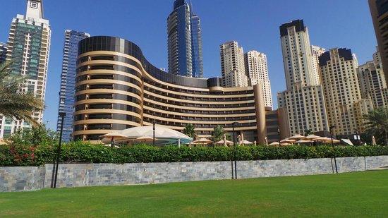 Le Royal Meridien Beach Resort & Spa: Hotel