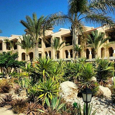 Jaz Almaza Beach Resort: Veduta panoramica