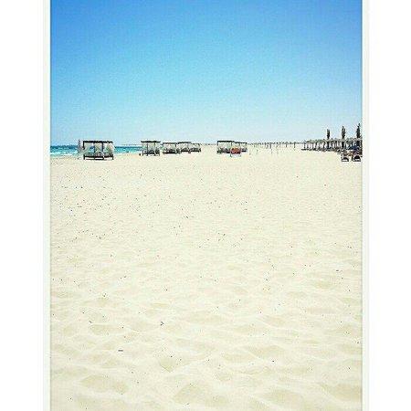 Jaz Almaza Beach Resort: La baia del diamante