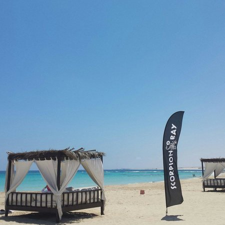 Jaz Almaza Beach Resort: I gazebo relax