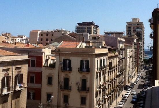 Artemisia Palace Hotel : view from my window