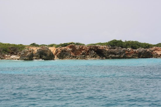 Captain Alan's Three Island Snorkeling Adventure : Tintamarre
