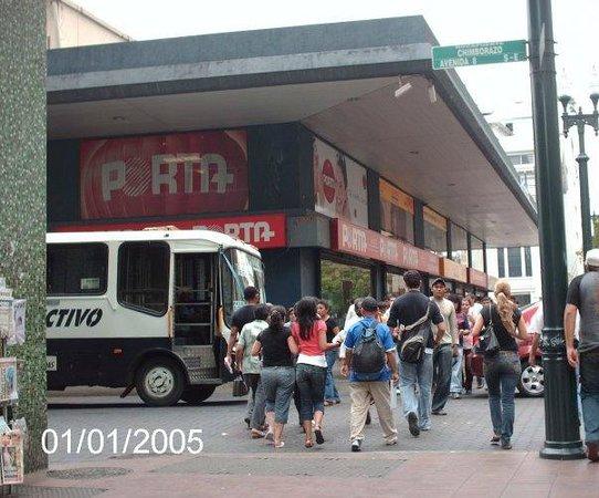 Hampton Inn by Hilton Guayaquil-Downtown : barrio