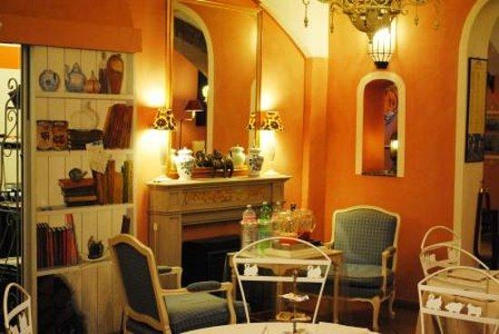 Hotel Il Guercino : Breakfast Room