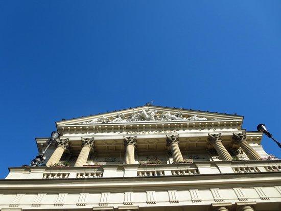 Exterior State Opera House