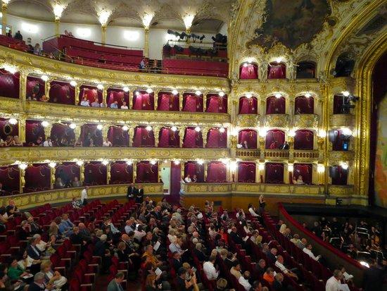 Interior State Opera House