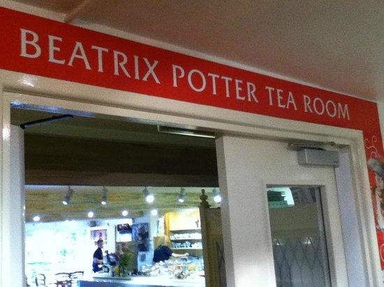Beatrix Potter Tea Room: Tea Room