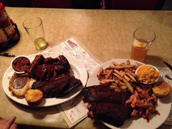 Virgil's Real Barbecue : Stuffed!
