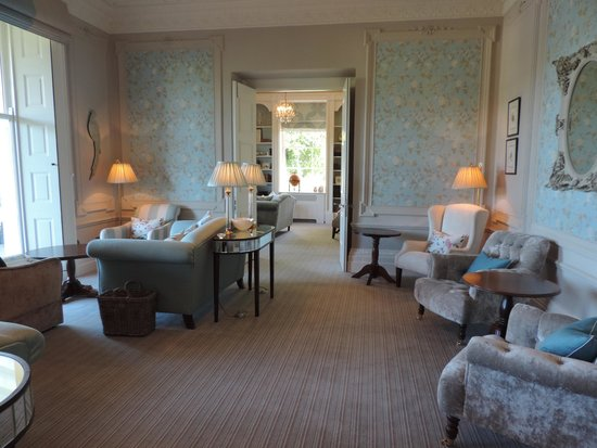 Laura Ashley Hotel The Belsfield: reception room