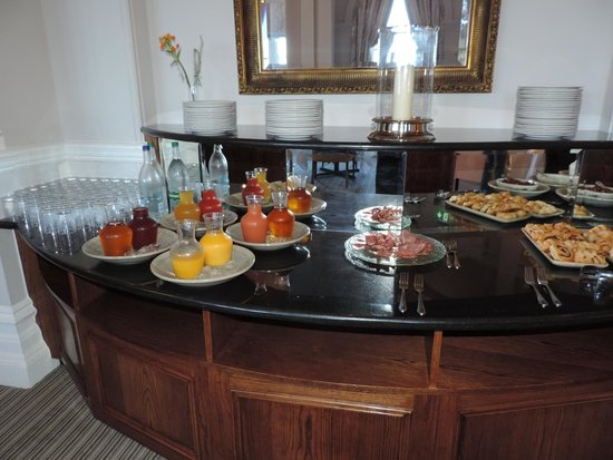 Laura Ashley Hotel The Belsfield : breakfast