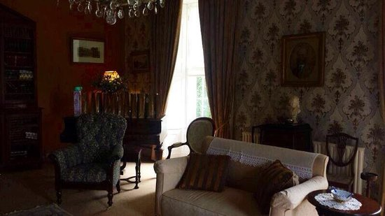 Blanchville House: Drawing room