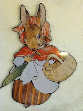 Боунес-он-Уиндермир, UK: The World of Beatrix Potter