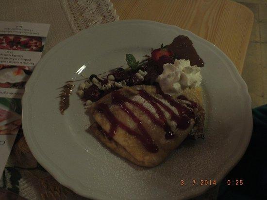 Pensjonat I Domki Javorina : Pancakes