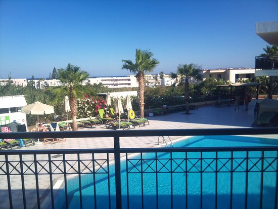 Gouves Park Holiday Resort: view from room