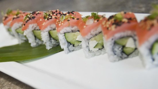 Blue Sushi Sake Grill: Philadelphia